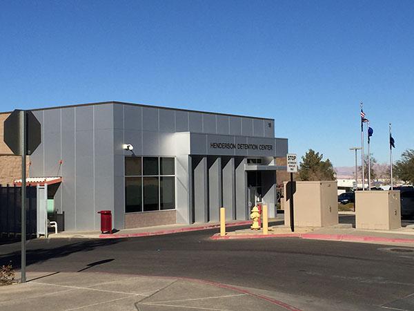 Henderson Jail Nevada