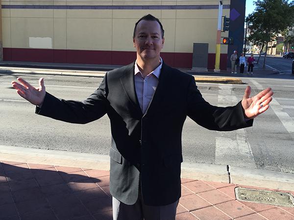 Las Vegas Bail Bondsman Marc Gabriel also serves the Clark County Detention Center